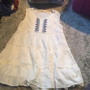 super cute boho short dress
